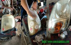 Chai làm bóng và tẩy vết bẩn vỏ xe máy GEIGI CM05